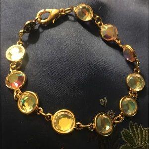 Jewelry - Dainty clear crystal bracelet